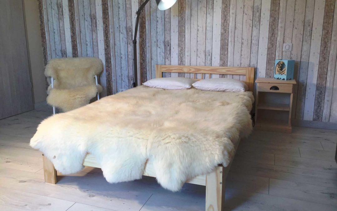 Les secrets d'une peau d'agneau bio à la maison