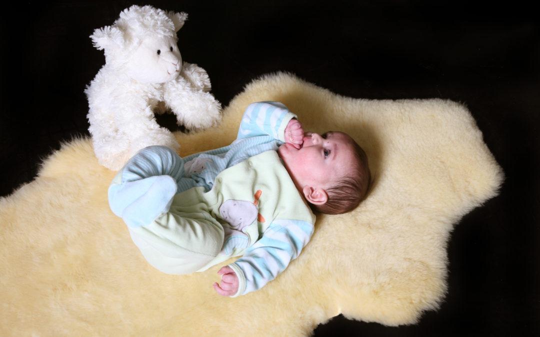 Une source de bien-être pour votre bébé