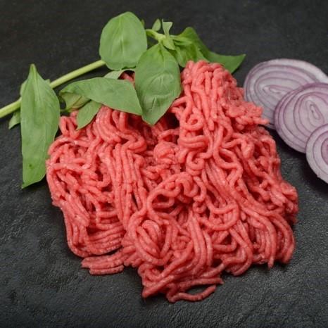 viande hache